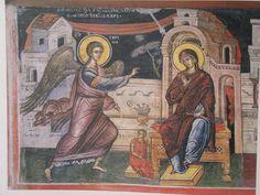 405 Religious Images, Leeds, Fresco, Religion, Princess Zelda, Painting, Fictional Characters, Martie, Saints