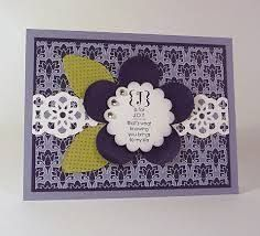 Image result for cards made with Stampin up Occasions Alphabet