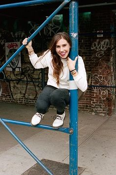 Zosia Mamet's In Love, & You'll Never Guess With Who #refinery29  http://www.refinery29.com/2013/11/58153/zosia-mamet-asos-magazine#slide-4  ...