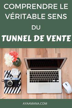 """Lorsqu'on se lance dans l'#entrepreneuriat et plus précisément le #business en ligne combien de fois entendons nous parler de #tunneldevente. Je vous avoue même qu'au début j'ai réécouté à deux fois la première fois que j'ai entendu ce terme. Je me suis dis """"mais pourquoi il me parle de tunnel lui"""". Je vous rassure rien avoir avec l'infrastructure sous laquelle nous passons sur l'autoroute des vacances. Découvrez dans cet article tout ce que vous devez savoir sur cette technique #marketing Blog Post Template, Blog Writing, Writing Tips, Content Marketing Tools, How To Get Clients, Blogging For Beginners, Blog Tips, Promotion, Business Tips"""