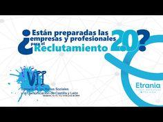 ¿Están preparadas las #empresas y los profesionales para el #Reclutamiento 2.0 vía @jecanpa de @etrania en #RedesSocialesCyL #Valladolid #SM #RRSS #Reclutamiento2punto0 #RRHH #RecursosHumanos #Selección #EmployerBranding #Etrania