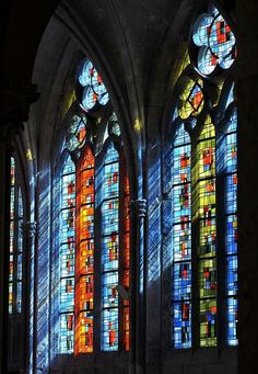 Eglise St-Nicolas in Blois France