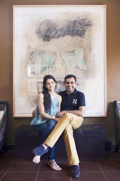 Anurag and Payal Khana