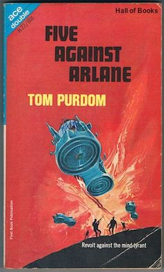 Five Against Arlane by Tom Purdom