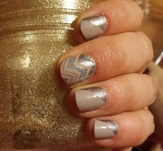 Champage toast and Sugar & Spice, Fall/Winter 2014 www.anneaustin.jamberrynails.net