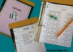 10 Math Centers for Early Childhood or Special Education | The Autism Helper