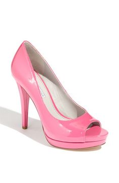 Vera Wang Lavender Selima Pump pink platform heels Love Heels |2013 Fashion High Heels|