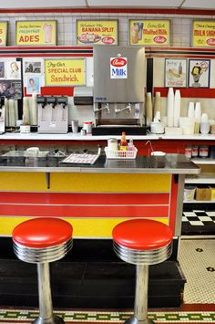 Elliston Place Soda Shop, Nashville TN. I miss that place. Roadtrip, anyone?