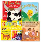 Bilingual Storytime Selections | Libro por libro by By Tim Wadham on July 18, 2013 in School Library Journal.