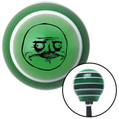 Black Me Gusta Green Stripe Shift Knob with M16 x 15 Insert - Give your interior the ultimate look. American Shifter's Elite(TM) series shift knobs are made from the highest quality components resulting in a superior feel on every shift. Each shift knob is designed and customized in the USA by skilled shift knob artisans who have a trained eye on every detail. American Shifters shift knobs offers an exclusive aluminum threaded insert designed to be screwed onto your shift arm. You should…
