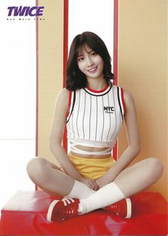 One More Time event - #Momo trading card #트와이스 #TWICE