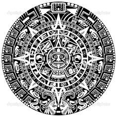 depositphotos_19204147-Mayan-calendar.jpg (1024×1024)