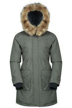 c712e0fec9f 024316 AURORA WOMENS DOWN PADDED JACKET Jackets For Women