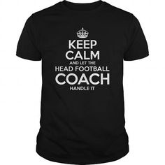 Awesome Football Lovers Tee Shirts Gift for you or your family member and your friend:   Head Football Coach Tee Shirts T-Shirts