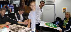 Ledecky le devuelve el autógrafo a su ídolo, Michael Phelps, 10 años después | Verne EL PAÍS