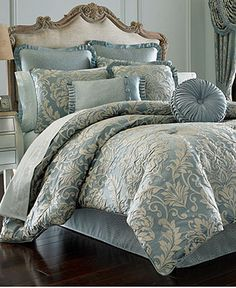J Queen New York Kingsbridge Comforter Sets - Bedding Collections - Bed & Bath - Macy's