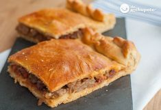 Cuban Recipes, Pie Recipes, Baking Recipes, Dim Sum, Quesadillas, Veal Meat, Batter Recipe, Empanadas Recipe, Tacos And Burritos