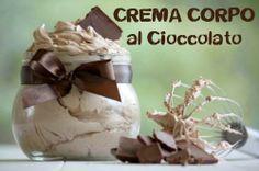 Crema corpo idratante fai da te al Cioccolato