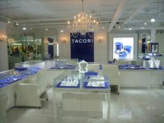 """Steve Padis Jewelry @padisjewelry  - Manufacture & Design of Store Fixtures by Artco Group """"The only way to do great work is to love what you do"""" #retaildesign #storedesign #jewelers #storeplanner #retaildesign"""
