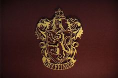 GRYFFINDOR Harry potter