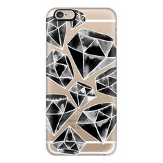 iPhone 6 Plus/6/5/5s/5c Case - Tattoo Black Diamonds ($40) ❤ liked on Polyvore featuring accessories, tech accessories, phone cases, iphone, phone, tech, iphone case, iphone cases, iphone cover case and apple iphone cases