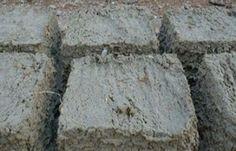 Papercrete / paper-mache cement