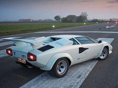 1982#Lamborghini Countach LP5000S