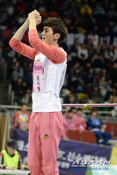 Sihyoung on the Idol Star Athletics Championships ❤️ #Sihyoung #History