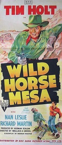 1947 Wild Horse Mesa