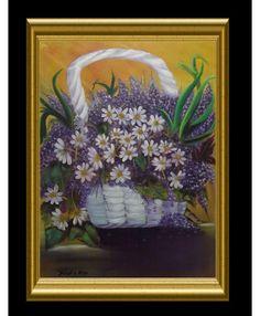 SEPET ÇİÇEK Painting, Art, Art Background, Painting Art, Kunst, Gcse Art, Paintings, Painted Canvas, Art Education Resources