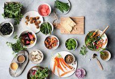 Salad bar recipes
