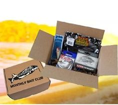 Monthly Bait Club is a monthly fishing subscription box that supplies the highest quality fishing lures and tackle every month. Each Monthly Bait Club box is packed with top-shelf brand name lures sure to bring a smile to your face every time you open your box. You can choose between Freshwater and Saltwater themed boxes. Freshwater boxes are appropriate for Largemouth and Smallmouth bass,. Saltwater boxes are for inshore fisherman aiming to catch Redfish, Snapper, Trout, and Tarpon. Monthly…