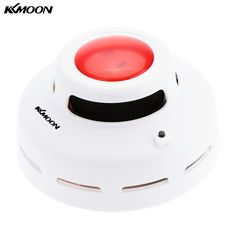 Smoke Detector 10pcs Sensor Sensitive Photoelectric Home Independent Alarm Smoke Detector Fire Alarm Alone Sensor For Family Guard Drip-Dry