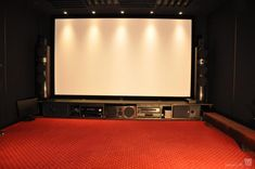 Home Cinema with Electra 1000 Be ... #Focal #HomeCinema