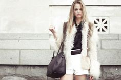 www.veronicab.com Veronica, Fur Coat, Campaign, Winter, Jackets, Fashion, Winter Time, Down Jackets, Moda