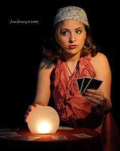 Gypsy Fortune Teller II by jirizarry.deviantart.com on @DeviantArt