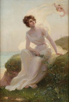 By the artist ~ Edouard Bisson