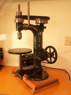 drill press: