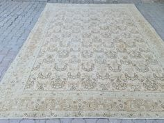 Extra Long Runner Rug, Long Runner Rugs, Natural Area Rugs, Wool Rug, Small Area Rugs, Rich Colors, Ancient Art, Hand Knotted Rugs