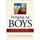 Bringing Up Boys, Paperback Edition  Dr. James Dobson  Tyndale House / 2005 / Trade Paperback