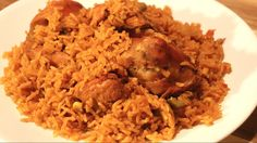 Locrio de Pollo|Rice & Chicken|Sabor en tu Cocina|Ep. 71
