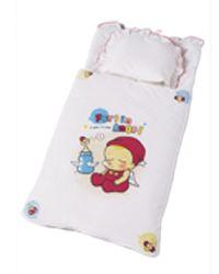 Túi ngủ cao cấp cho bé Farlin BF-505( có gối)   Mã sản phẩm: BB179  giá:640,000 VND  http://babystore.com.vn/tui-ngu-cao-cap-cho-be-farlin-bf-505-co-goi-p455.aspx     * Túi ngủ cho bé giúp bé được giữ ấm trong khi ngủ.      * Túi được kèm theo gối    * Túi ngủ phù hợp cho các bé ở những vùng có thời tiết lạnh như miền    * Khi bé lớn có thể mở khóa kéo và làm thành chăn đắp cho bé