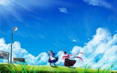 Kết quả hình ảnh cho anime landscape