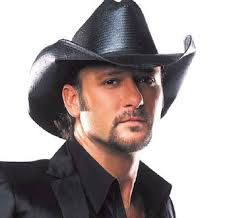 tim mcgraw... just happy to see he s kept his Faith Country Artists 36443804887e