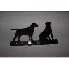 Labrador Key Rack