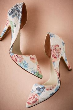 Floriana Heels from @BHLDN