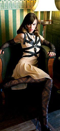 Vogue 2008, Mario Testino