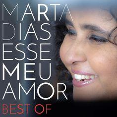 """Marta Dias lanza un recopilatorio con los mejores temas de sus 20 años de carrera y una canción inédita que da título al álbum: """"Esse Meu Amor""""."""