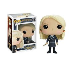 Vinyl Figure at Mighty Ape NZ. Your favourite characters from Harry Potter are adorable Pop! This Harry Potter Luna Lovegood Pop! Vinyl Figure features the Ravenclaw. Harry Potter Disney, Dobby Harry Potter, Harry Potter Pop Vinyl, Objet Harry Potter, Theme Harry Potter, Harry Potter Films, Funko Harry Potter, Harry Potter Stuff, Pop Vinyl Figures