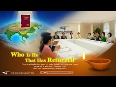 """The Spirit Says to the Churches 